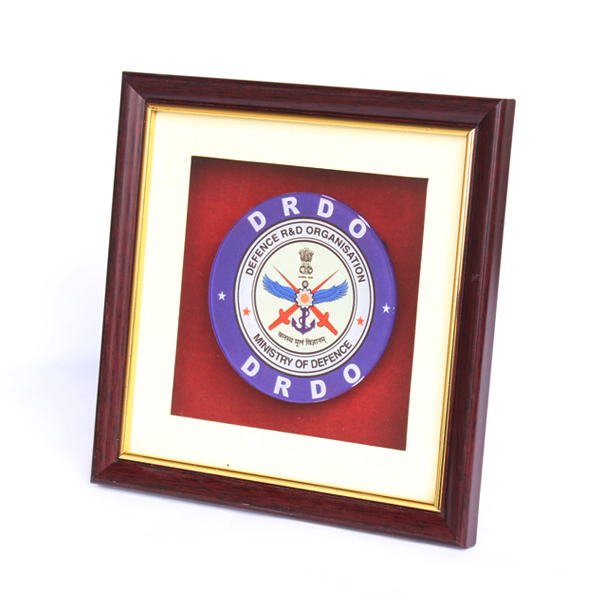 Frame with Acrylic Plate