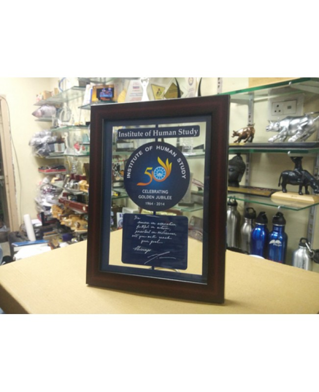 See-through Memento Frame