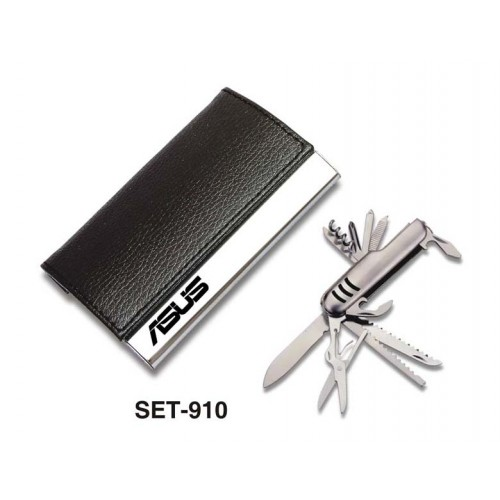 Visiting Card Holder with Tool kit  (Code: SET-910...