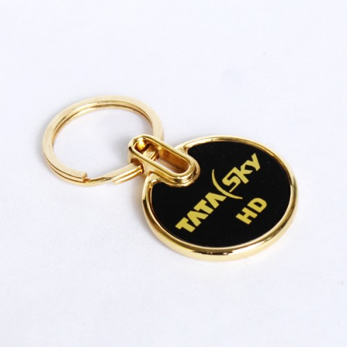 Double Side Keychain (KC-043)