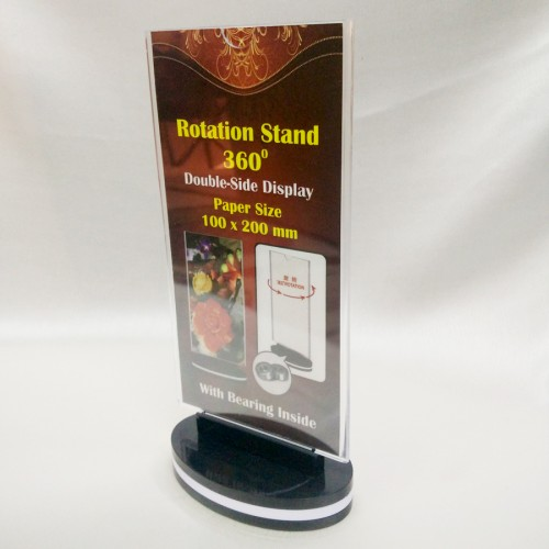 Rotation Double-Side Display (Code: K-6056)