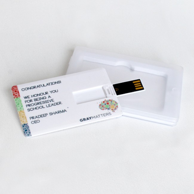 Pen Drive - Credit Card Model (Code: 11578)