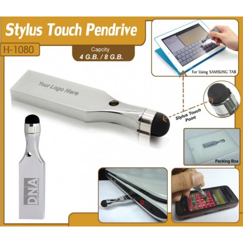 Stylus Touch Pen Drive (Code: H-1080)
