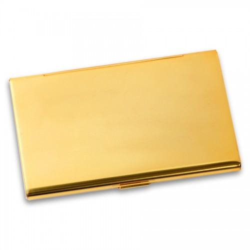 Gold Plated Visiting Card Holder (VC-809)