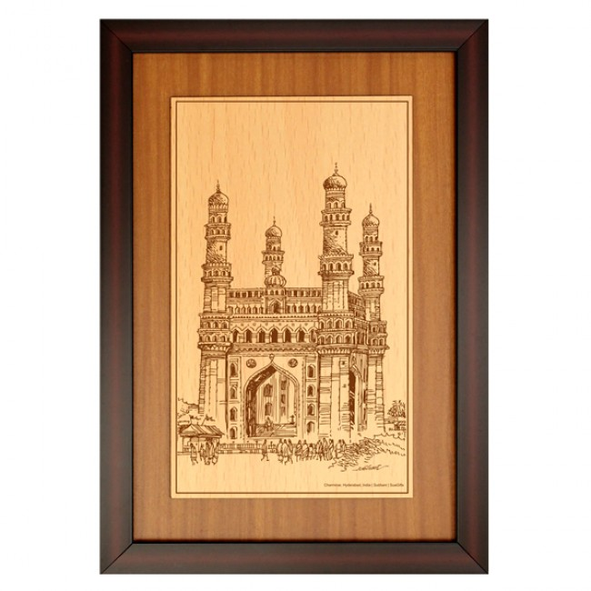 Charminar (Verticle), Hyderabad