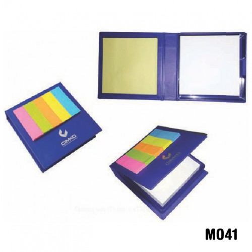 3X3 Cube with sticky note pad (Code: MO41)