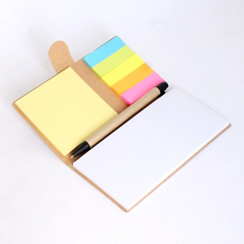 Eco-friendly note pad with sticky note (Code: MO2)